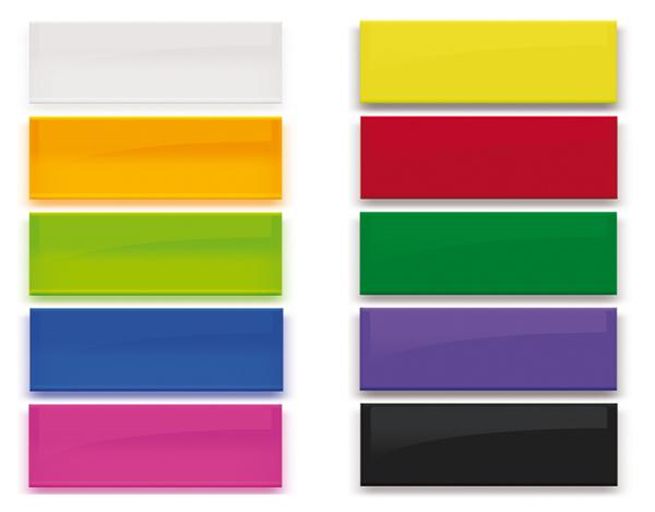 Gamma di colori Evalam COLOR